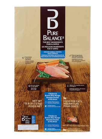 Pure Balance Indoor Cat Food