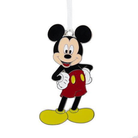 7e7e590cc44 Click here for Hallmark Hallmark Disney Mickey Mouse Metal Christ... prices