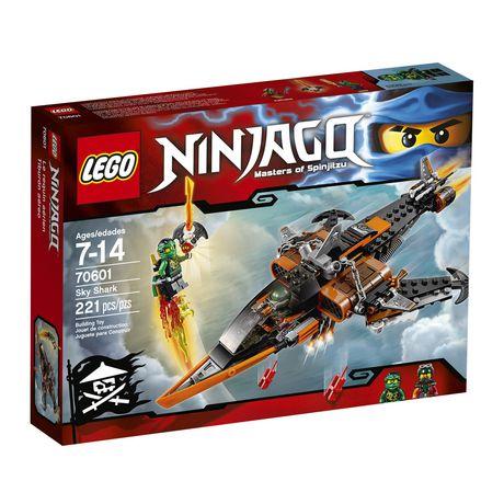 Lego 174 Ninjago Sky Shark 70601 Walmart Ca