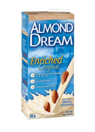 Almond Dream Enriched Original | Walmart.ca Almond Dream