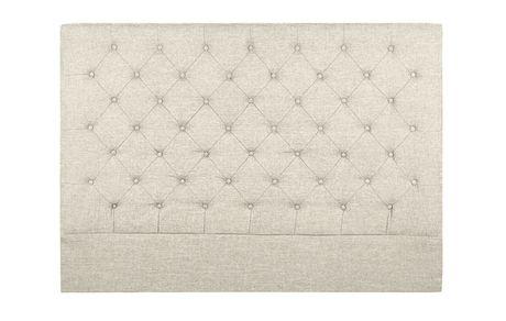 t te de lit comtesse home gear avec bouton diamante touffet. Black Bedroom Furniture Sets. Home Design Ideas