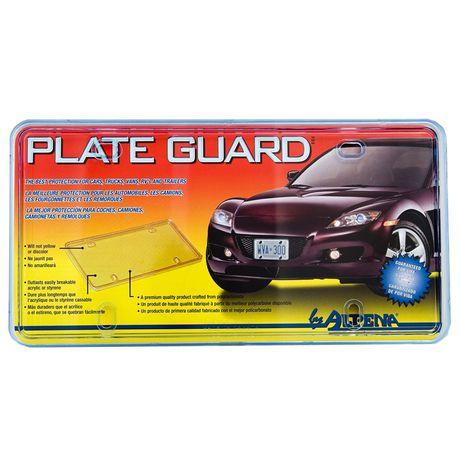 Alpena blue license plate guard for Fishing license ca walmart