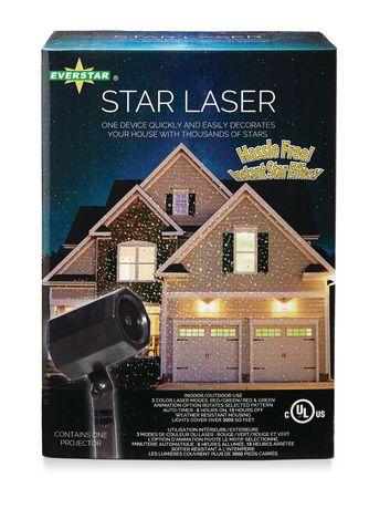 Star Laser Beam Projector Walmart Ca
