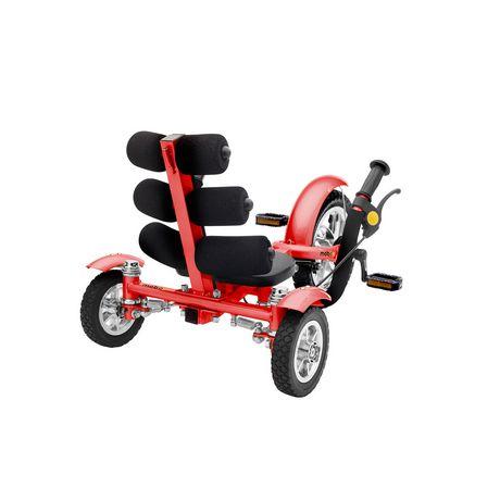 mobo v lo de luxe mini trois roues rouge. Black Bedroom Furniture Sets. Home Design Ideas