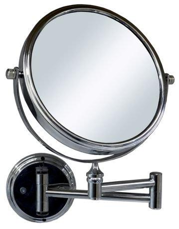 Mirroir suzie avec bras et miroir 2 directions walmart for Miroir extensible