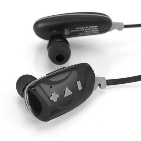 blackweb bluetooth premium series earbud headphones. Black Bedroom Furniture Sets. Home Design Ideas
