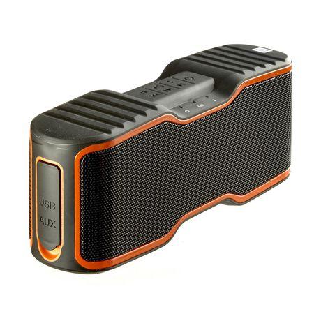 Blackweb Soundsurf Portable Wireless Waterproof Speaker Walmart Ca