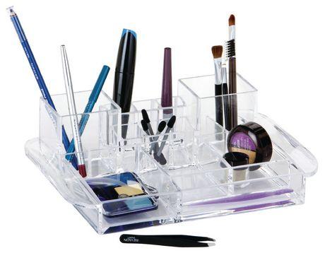 makeup organizer walmart ca makeup vidalondon. Black Bedroom Furniture Sets. Home Design Ideas