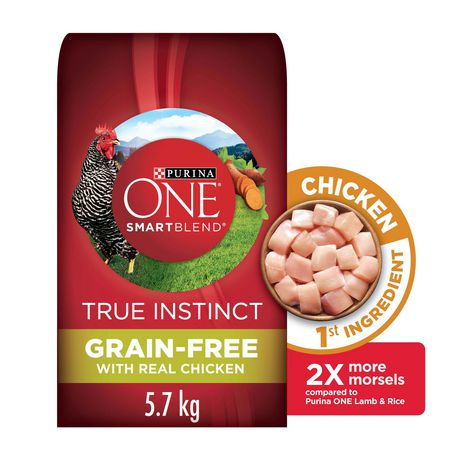 purina one true instinct natural grain free