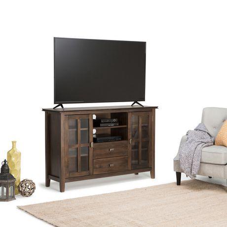 grand meuble t l stratford de wyndenhall walmart canada. Black Bedroom Furniture Sets. Home Design Ideas