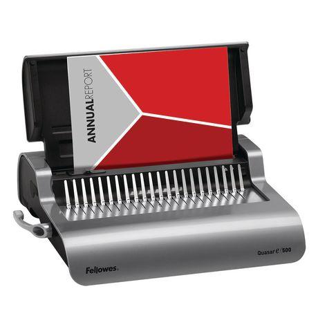 comb binding machine walmart