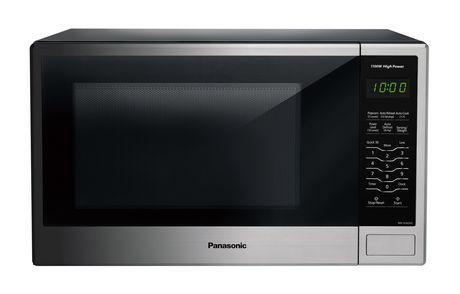 Countertop Microwave Oven Walmart : Panasonic 1.3 cu.ft. Countertop Microwave Oven Walmart.ca
