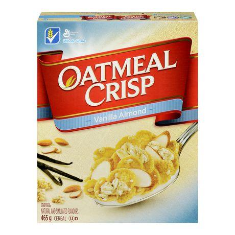 Oatmeal Crisp™ Vanilla Almond Cereal | Walmart.ca