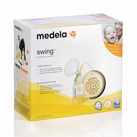 pompe tire lait lectrique swing de medela pour expression. Black Bedroom Furniture Sets. Home Design Ideas