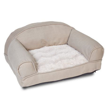 Novopets sofa bed khaki for Sofa bed walmart
