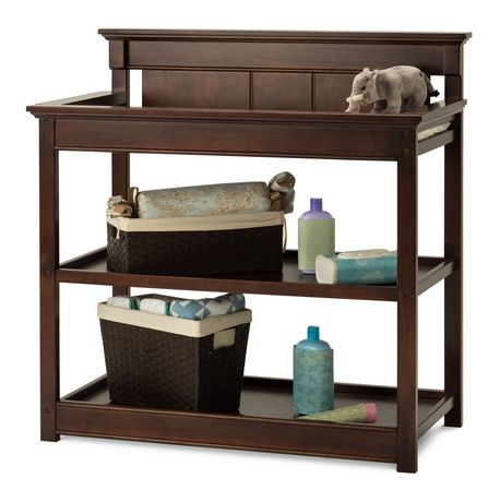 Child craft bradford changing table for Child craft changing table