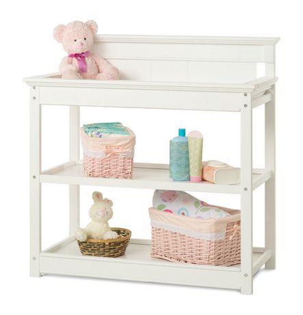 child craft bradford changing table. Black Bedroom Furniture Sets. Home Design Ideas