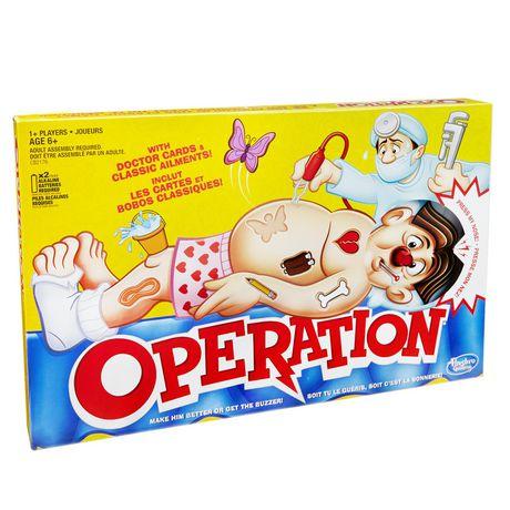 Hasbro Gaming Operation Game