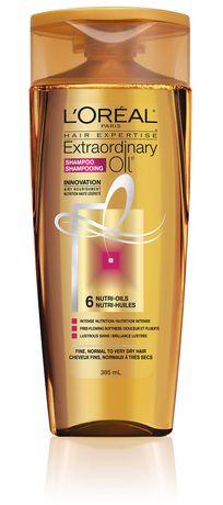 L'Oréal Paris Hair Expertise 6 nutri-Oils Extraordinary ...