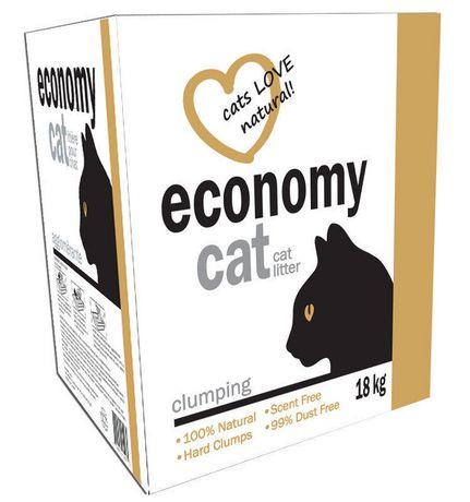 Economy Cat Clumping Cat Litter Walmart Ca