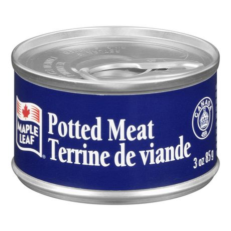 Maple Leaf Potted Meat Walmart Ca