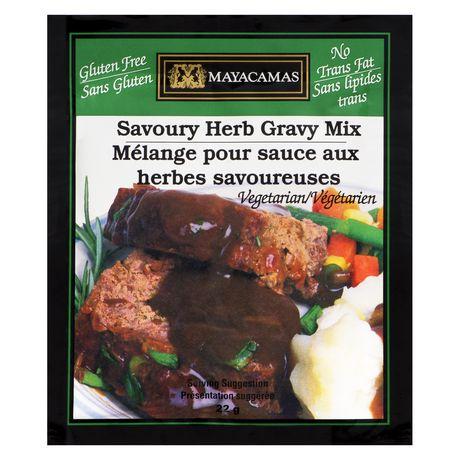 Mayacamas Gluten Free Savory Herb Vegetarian Gravy Mix | Walmart.ca