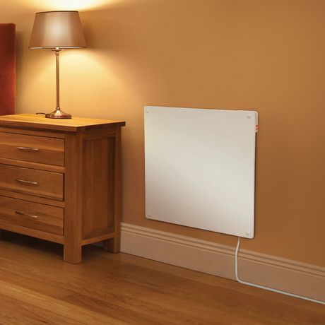 Eco Heater Ceramic 400w Wall Mounted Panel Heater With
