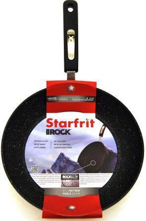 Po le the rock de starfrit 8 po - Batterie de cuisine the rock ...