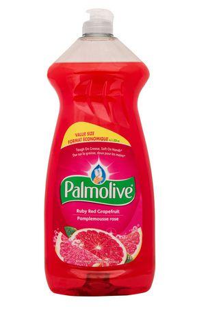 Palmolive Ruby Red Grapefruit Dish Liquid   Walmart.ca