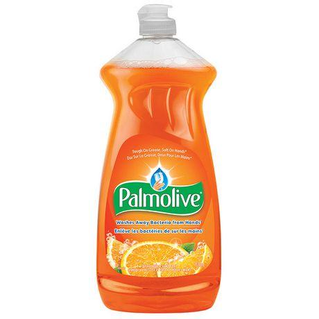 Palmolive Orange Dish Liquid Walmart Canada
