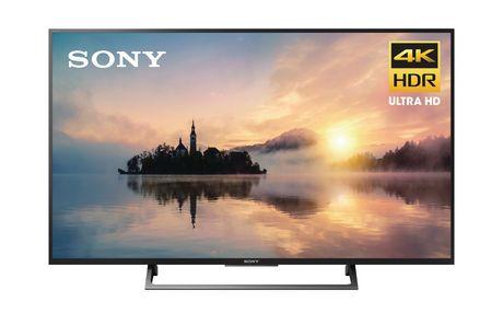 Sony Sony Kd-49X720e 49 Class (48.5 Diag) 4K Hdr Ultra Hd Tv 49 In