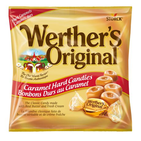 Werther's Original Hard Caramels Candy | Walmart.ca