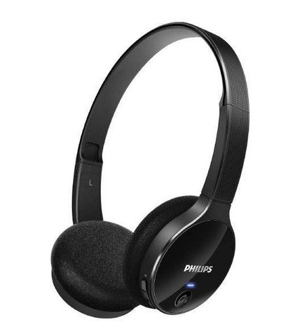 philips bluetooth headphones. Black Bedroom Furniture Sets. Home Design Ideas