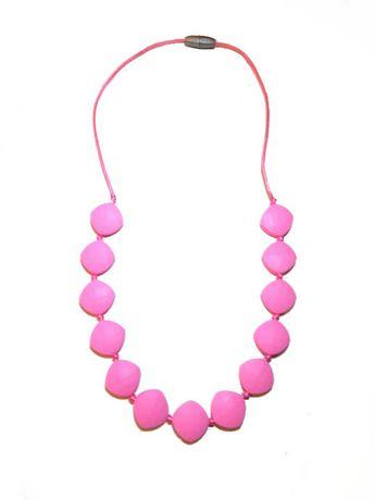 tiny teethers wallflower teething necklace walmart ca