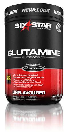 Six star glutamine