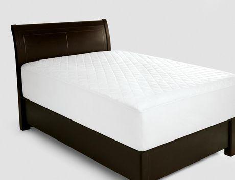 mainstays mattress queen pad