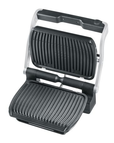 T fal optigrill stainless steel indoor electric grill - T fal optigrill indoor electric grill ...