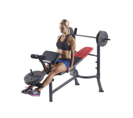 banc d exercice pro 265 de weider walmart canada. Black Bedroom Furniture Sets. Home Design Ideas