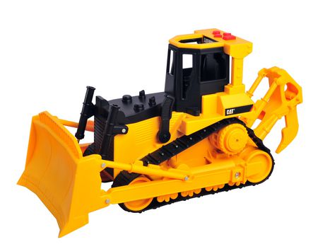 cat motorized site machine