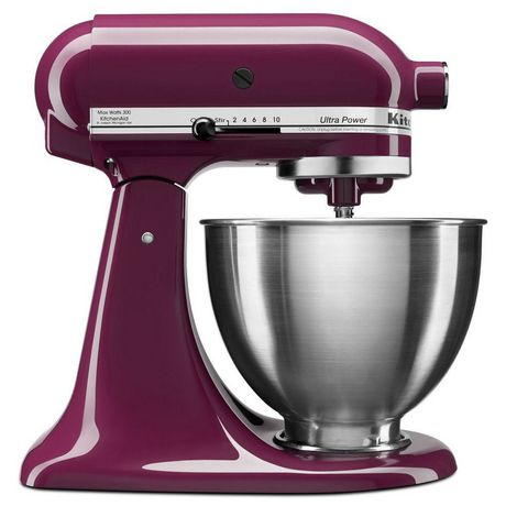 Kitchenaid 300 watts ultra power stand mixer - Walmart kitchen aid stand mixer ...