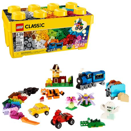 Lego Classic - Medium Creative Brick Box (10696)