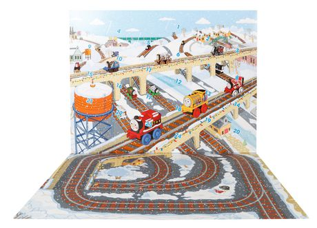 Thomas & Friends MINIS Advent Calendar $29.97 @ Walmart.ca