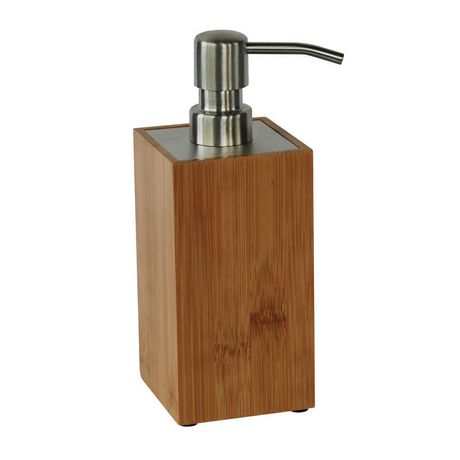 home trends bamboo bathroom accessories walmart ca