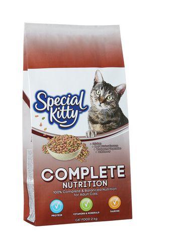 Nutrition Cat Food Walmart