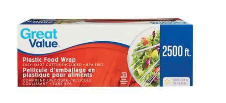 Pellicule d 39 emballage en plastique pour aliments de great for Pellicule de plastique pour fenetre