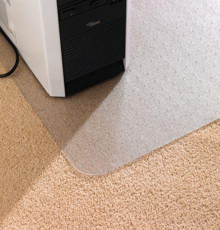 Computex AdvantageMat 46 X60 Anti Static Chairmat For Standard Pil