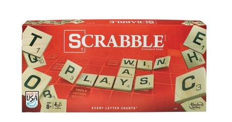 Hasbro Gaming Scrabble Game English Version Walmart Ca