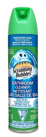 Scrubbing Bubbles Fresh Scent Bathroom Cleaner