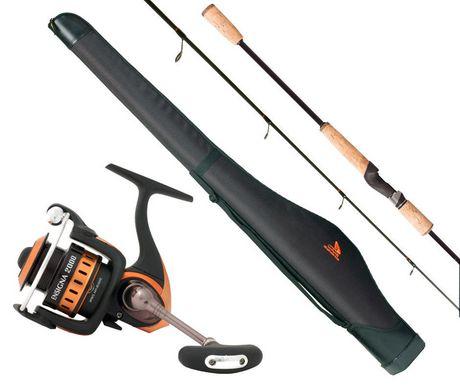 Combo rod reel case for Best walmart fishing combo