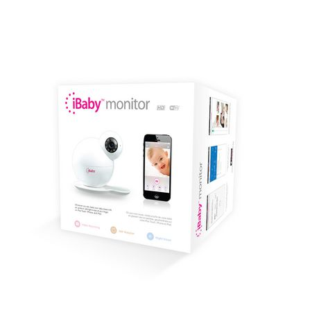 ibaby monitor m6 wi fi wireless digital baby monitor. Black Bedroom Furniture Sets. Home Design Ideas